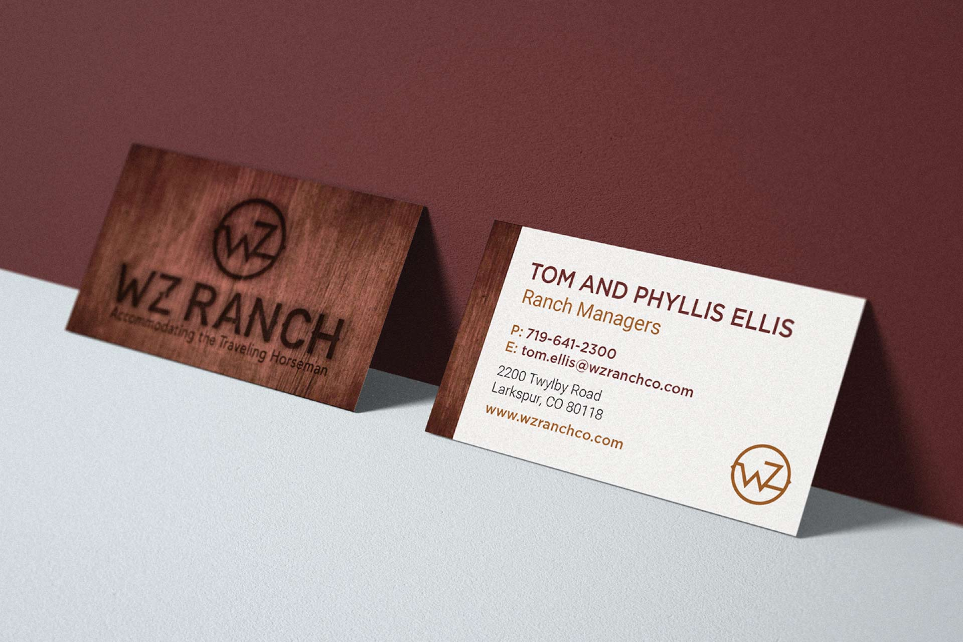 Blakely company work wz ranch branding business cards blakely blakely company work wz ranch branding business cards colourmoves